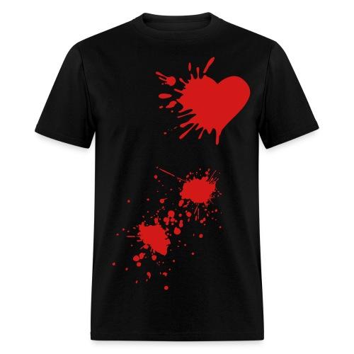 This Heart Bleeds No More - Men's T-Shirt