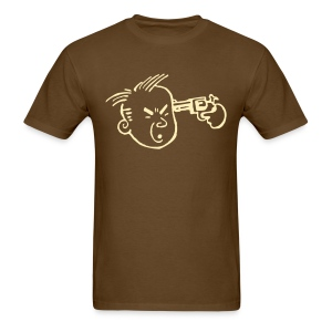 Gun to Head - MLW - Men's T-Shirt