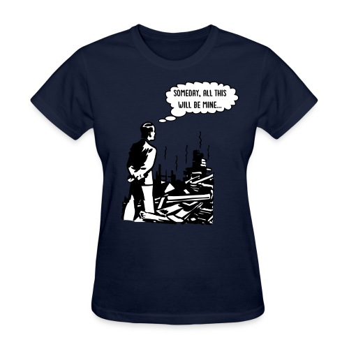 All This Will Be Mine - WLW - Women's T-Shirt