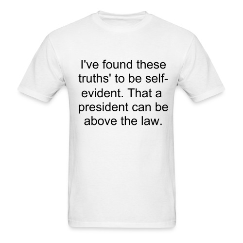 I've Found These Truths..... - Men's T-Shirt