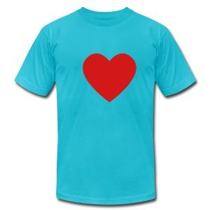 blouse  - Men's Fine Jersey T-Shirt
