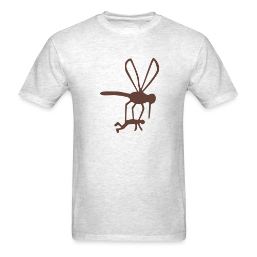 Giant Insect Warning - MLW - Men's T-Shirt