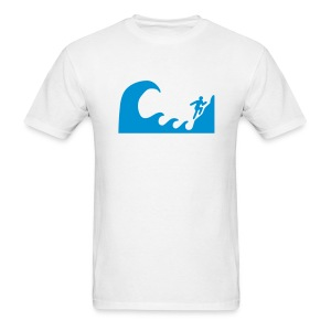 Tsunami Warning - MLW - Men's T-Shirt