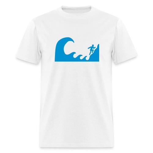 Tsunami Warning - MLW - Men's T-Shirt