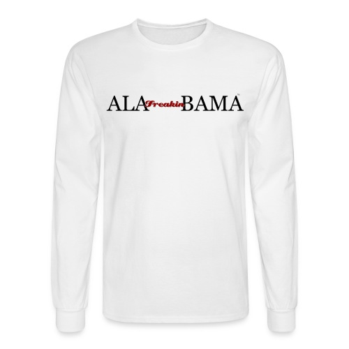 AFB Long Sleeve Tee (White) - Men's Long Sleeve T-Shirt