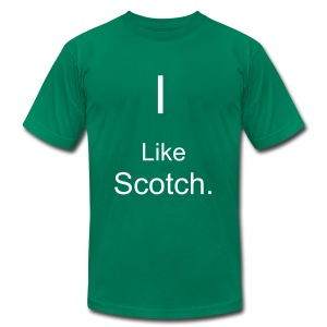 Scotch Lovers Delight - Men's Fine Jersey T-Shirt