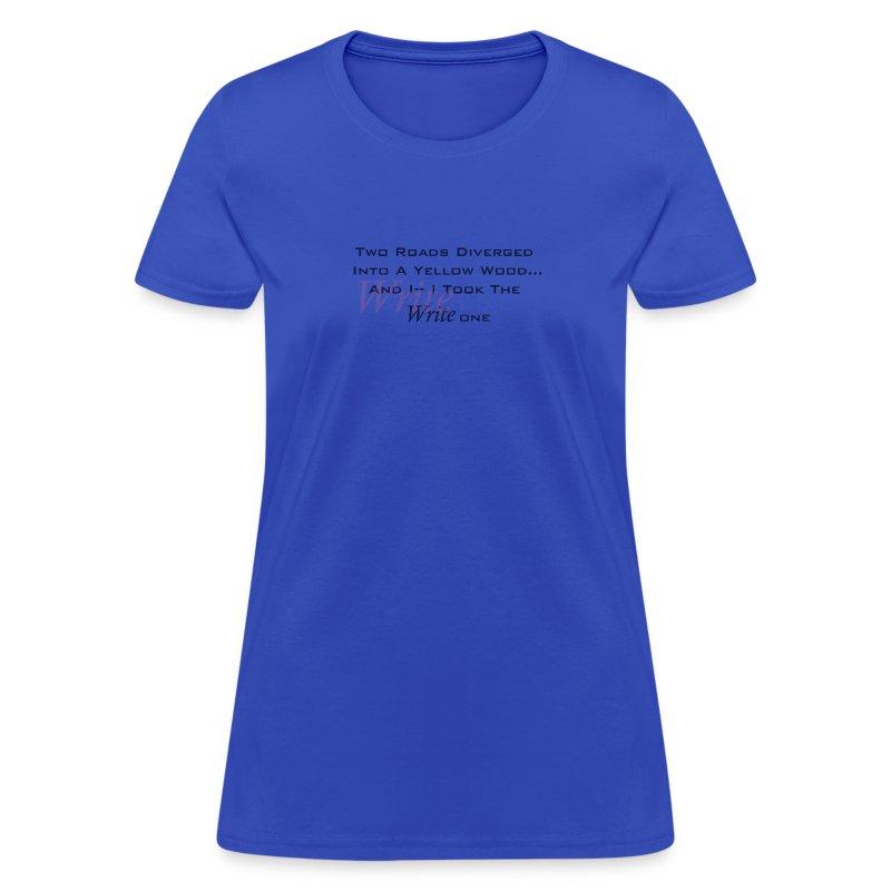 Yellow Wood Tee - Women's T-Shirt
