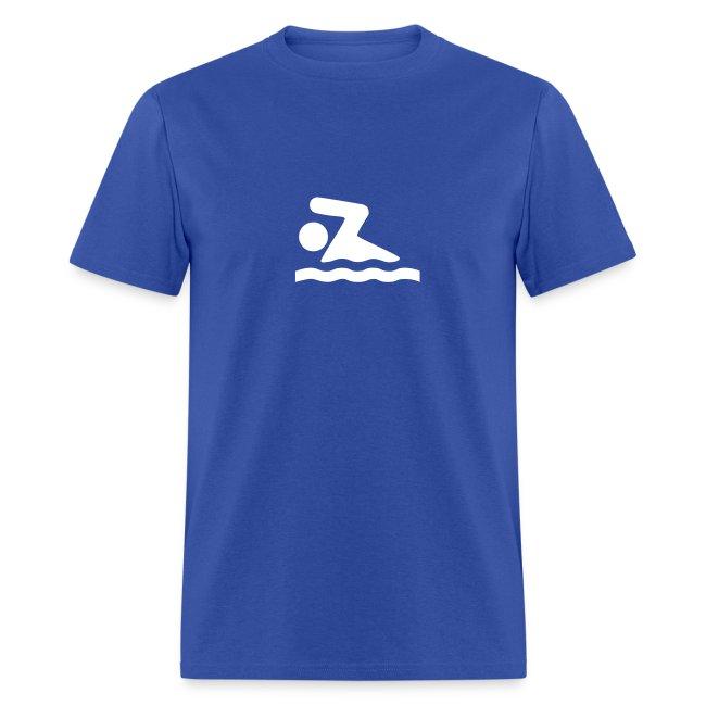 Swimming Symbol - MLW
