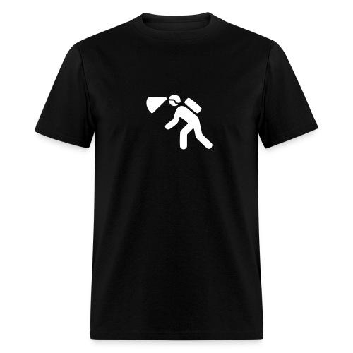 Caver/Spelunker Symbol - MLW - Men's T-Shirt