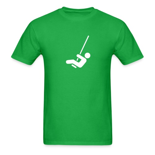 Swing Symbol - MLW - Men's T-Shirt
