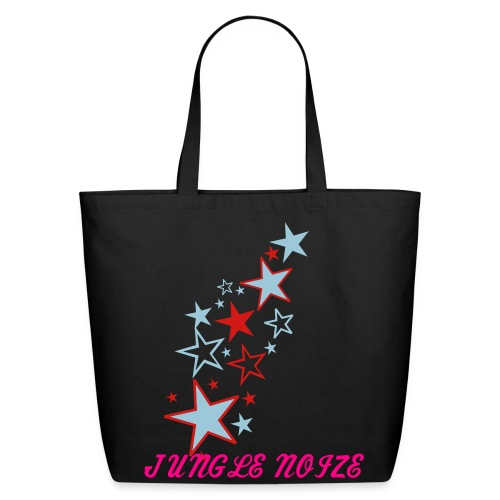 GIrl Star - Eco-Friendly Cotton Tote