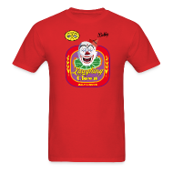 T-Shirts ~ Men's T-Shirt ~ LAUGHING CLOWN T-Shirt