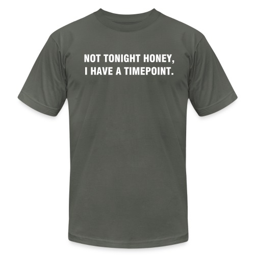 Not tonight honey, T shirt - Men's Fine Jersey T-Shirt