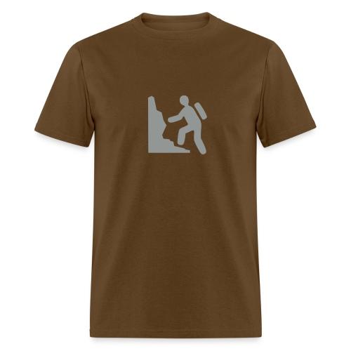 Climber Symbol - MLW - Men's T-Shirt