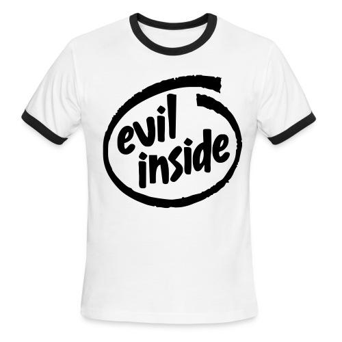 test tee - Men's Ringer T-Shirt