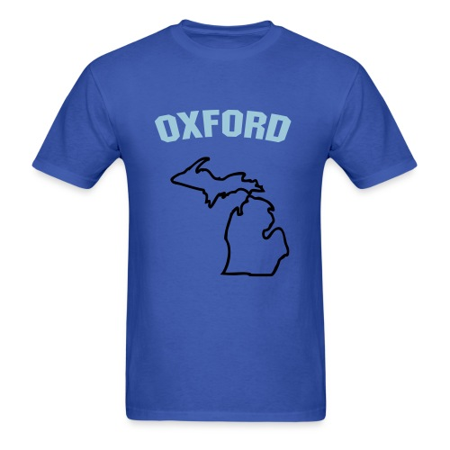 Oxford, MI - Men's T-Shirt