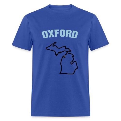 Oxford, MI - Men's T-Shirt