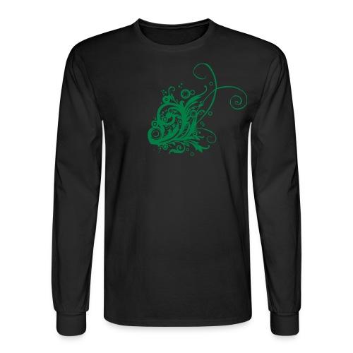 flush - Men's Long Sleeve T-Shirt