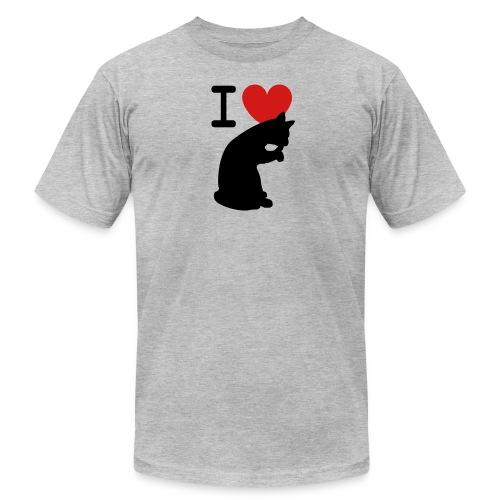 Love Lickin' Pussy  T shirt - Men's Fine Jersey T-Shirt