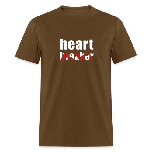 Heart Breaker  T shirt - Men's T-Shirt