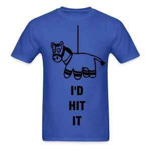 SC i'd hit that - Men's T-Shirt