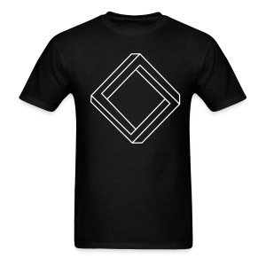 Impossible Square - Men's T-Shirt