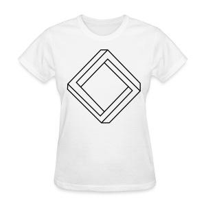 Impossible Square - Women's T-Shirt