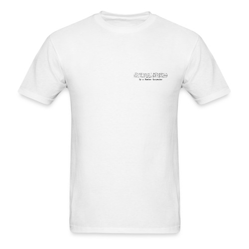 repaired by a master carpenter - Men's T-Shirt