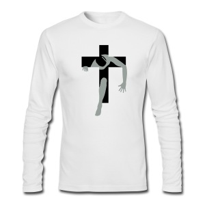 Narrow Way - Men's Long Sleeve T-Shirt by Next Level