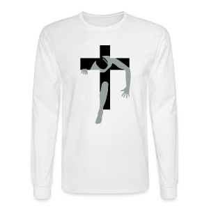Narrow Way - Men's Long Sleeve T-Shirt