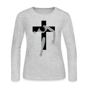 Narrow Way - Women's Long Sleeve Jersey T-Shirt