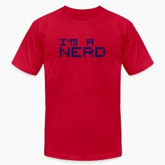 Lemon I´m a nerd T-Shirts (Short sleeve)