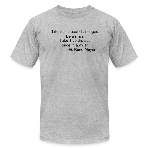 Challenges - Men's Fine Jersey T-Shirt