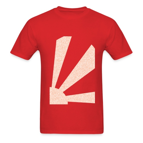 Rising Sun Ver. 2 - Men's T-Shirt