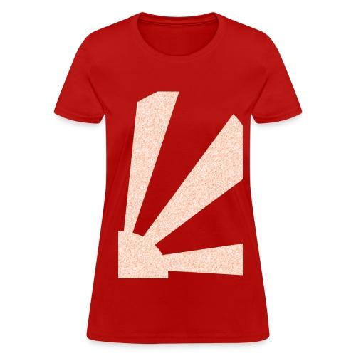 Rising Sun Ver. 2 - Women's T-Shirt