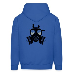 HOT SHOT 1 - Men's Hoodie