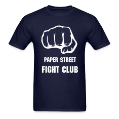 Thesis on fight club