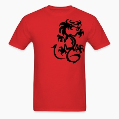 Dragon Tee Red