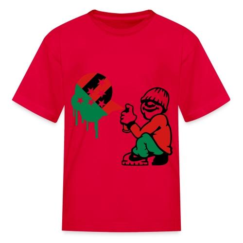 graffiti - Kids' T-Shirt