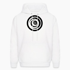White hypno2_t Hoodies