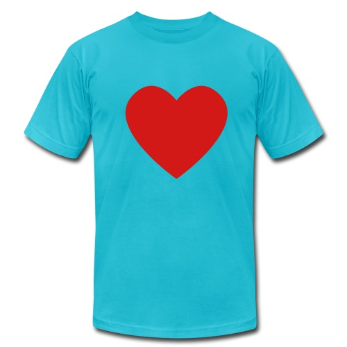 middy blouse - Men's Fine Jersey T-Shirt