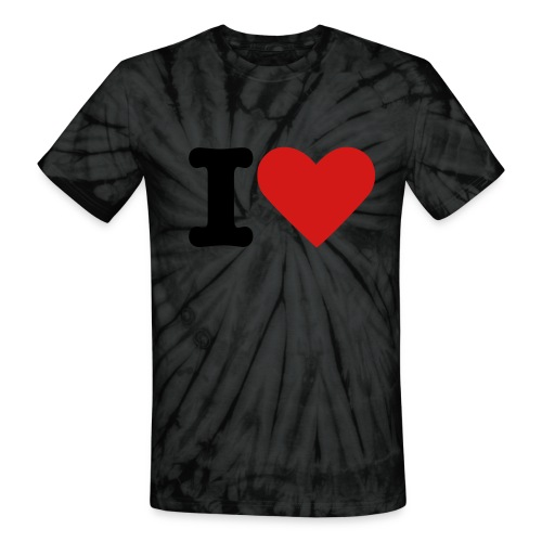jacket - Unisex Tie Dye T-Shirt