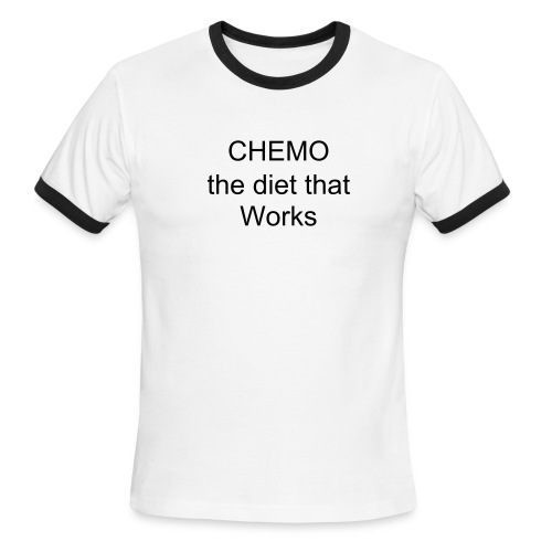 Chemo Diet - Men's Ringer T-Shirt