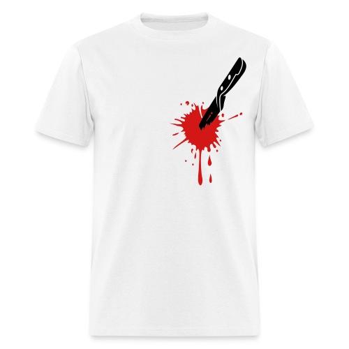 Knife Wound - Men's T-Shirt