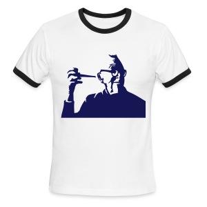 Karl Barth - Men's Ringer T-Shirt