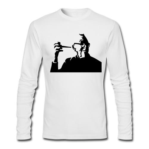Karl Barth - Men's Long Sleeve T-Shirt by Next Level