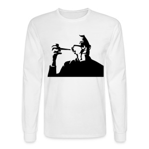 Karl Barth - Men's Long Sleeve T-Shirt