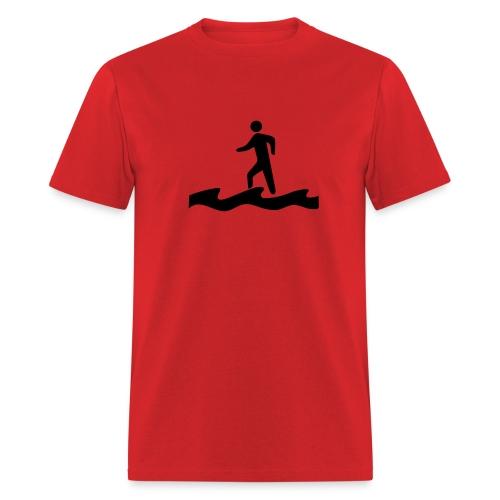 Walk on Water - Men's T-Shirt