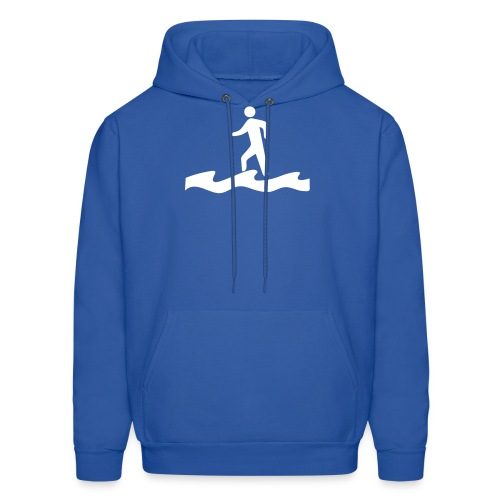 Walk on Water - Men's Hoodie
