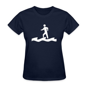 Walk on Water - Women's T-Shirt